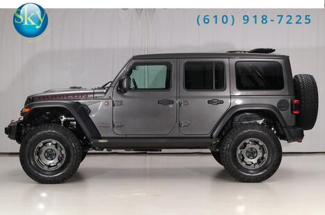 2019_Jeep_Wrangler Unlimited 4WD_Rubicon JL 6.4L V8 Conversion_ West Chester PA