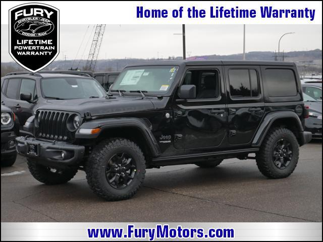 2019 Jeep Wrangler Unlimited 4x4 Stillwater MN