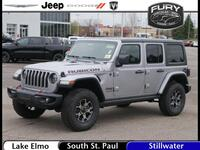 Jeep Wrangler Unlimited Rubicon 4x4 2019