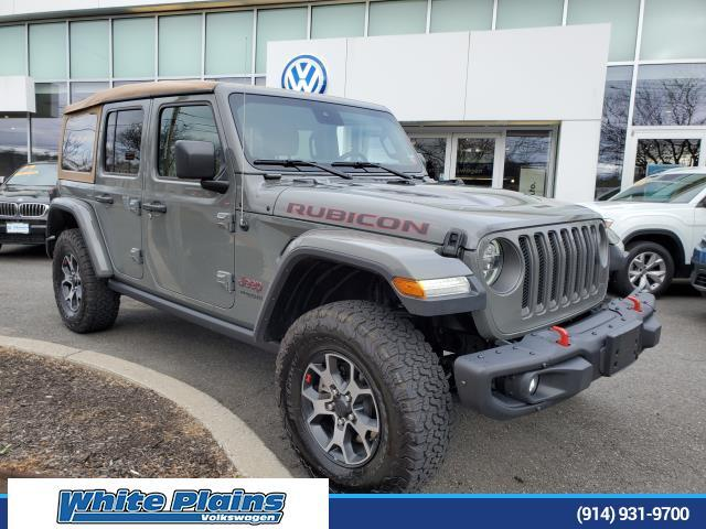 2019 Jeep Wrangler Unlimited Rubicon 4x4 White Plains NY