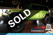 2019 Jeep Wrangler Unlimited Rubicon 4x4 w/Outlaw Lift