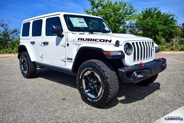 2019 Jeep Wrangler Unlimited Rubicon Arecibo PR
