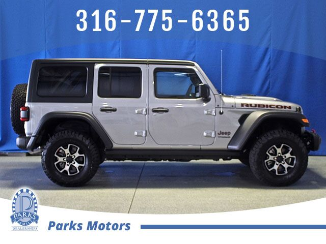 2019 Jeep Wrangler Unlimited Rubicon Wichita KS