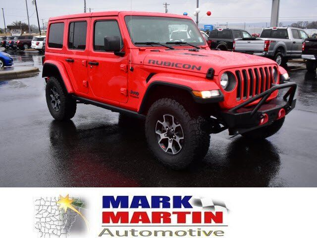 2019 Jeep Wrangler Unlimited Rubicon Batesville AR