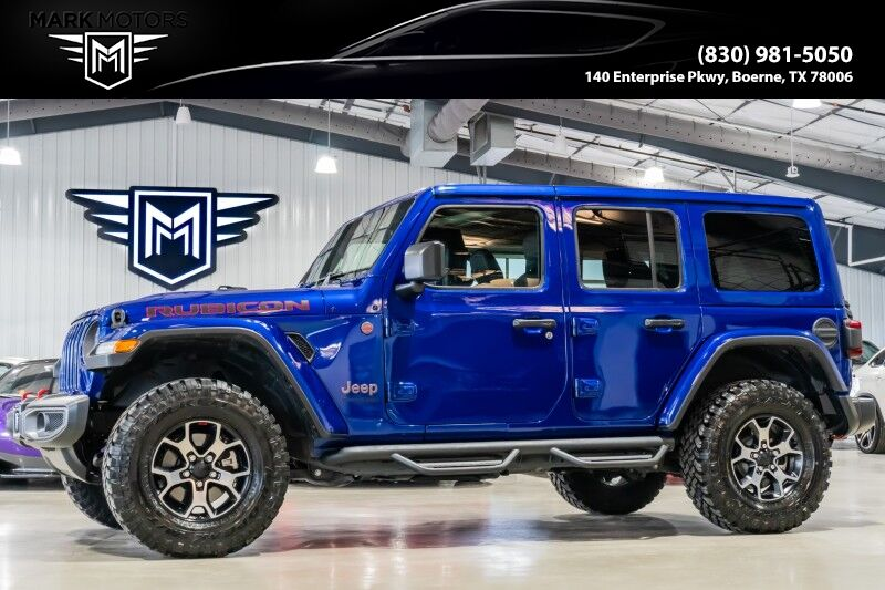 2019_Jeep_Wrangler Unlimited_Rubicon_ Boerne TX