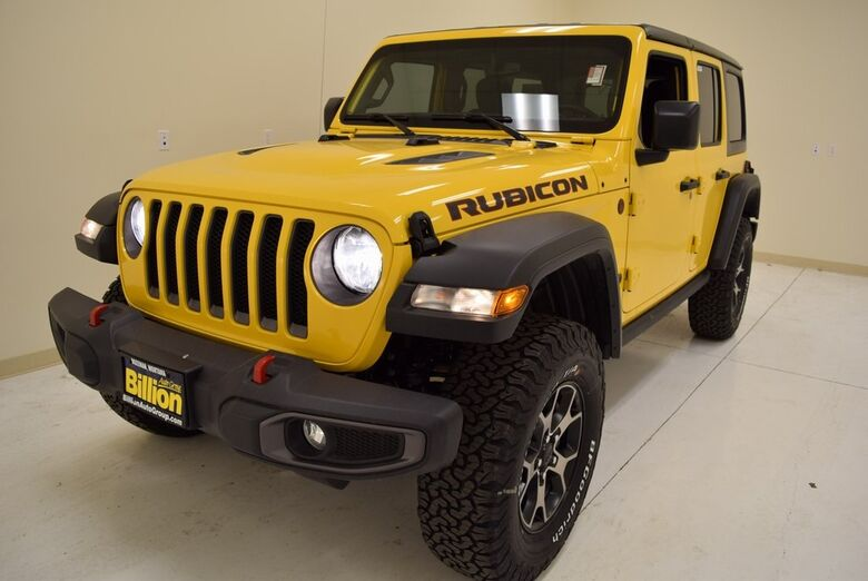 2019 Jeep Wrangler Unlimited Rubicon Bozeman MT