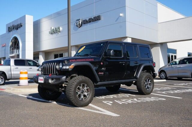 2019 Jeep Wrangler Unlimited Rubicon Brownsville TX