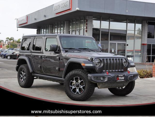 2019 Jeep Wrangler Unlimited Rubicon Costa Mesa CA