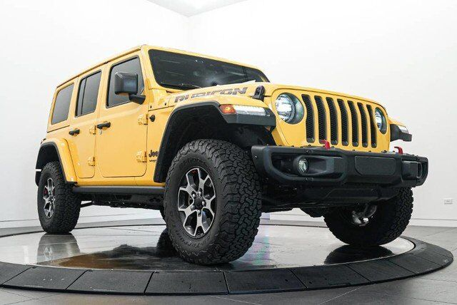 2019 Jeep Wrangler Unlimited Rubicon Highland Park IL