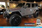 2019 Jeep Wrangler Unlimited Rubicon Outlaw OffRoad Pkg