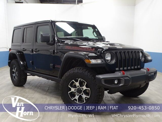 2019 Jeep Wrangler Unlimited Rubicon Plymouth WI