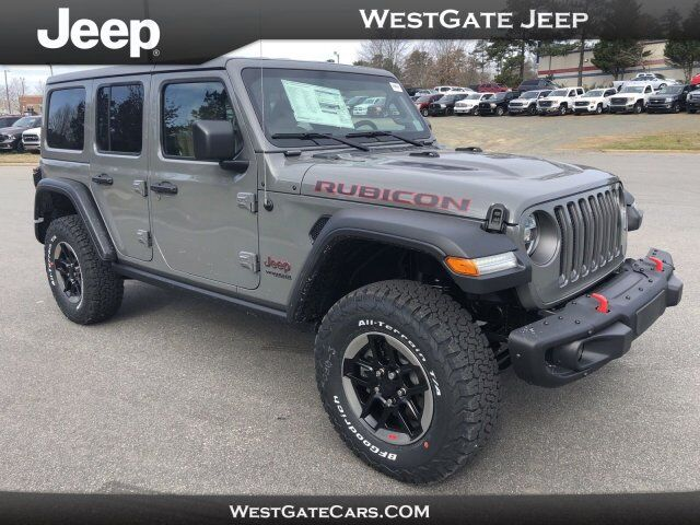 2019 Jeep Wrangler Unlimited Rubicon Raleigh NC