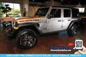 2019 Jeep Wrangler Unlimited Rubicon Sport Utility 4WD