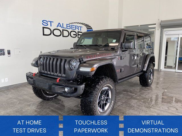 2019 Jeep Wrangler Unlimited Rubicon St. Albert AB
