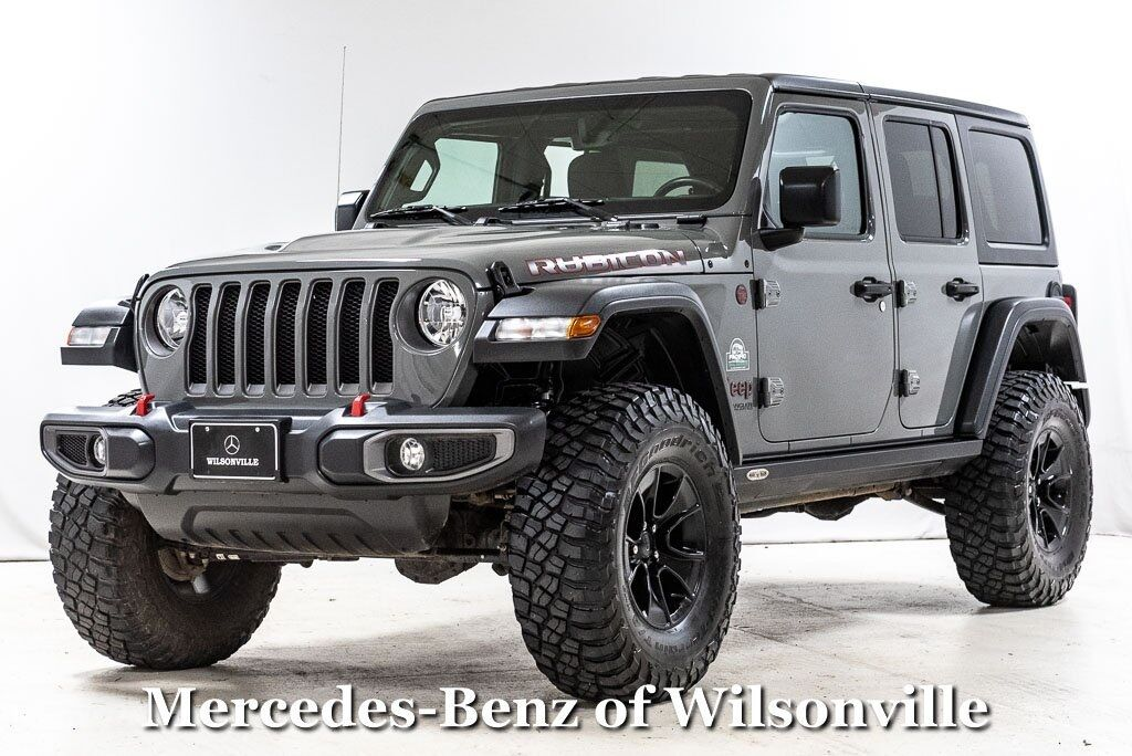 2019 Jeep Wrangler Unlimited Rubicon Wilsonville OR