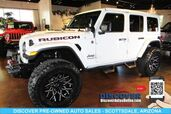 2019 Jeep Wrangler Unlimited Rubicon w/Off-Road Lift