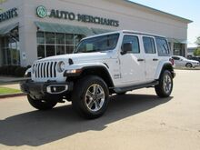 2019_Jeep_Wrangler_Unlimited Sahara, 3.6L V6, AUTOMATIC, HARD TOP, APPLE CAR PLAY, NEW BODY STYLE_ Plano TX