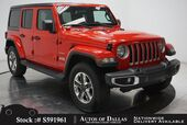 2019 Jeep Wrangler Unlimited Sahara BACK-UP CAMERA,KEY-GO,18IN WHLS