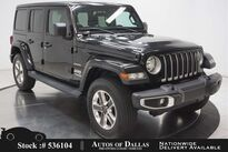 Jeep Wrangler Unlimited Sahara CAM,KEY-GO,18IN WHLS 2019