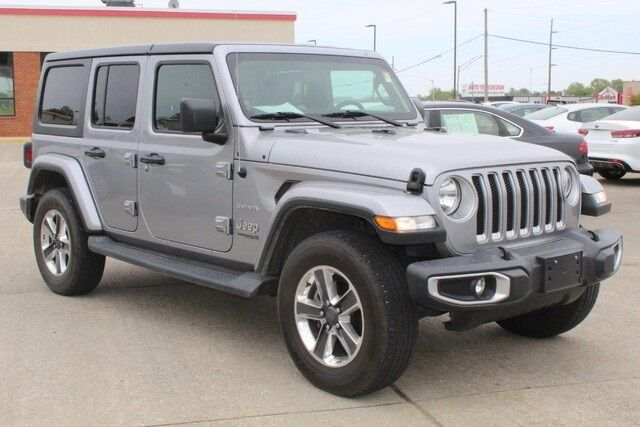 2019 Jeep Wrangler Unlimited Sahara Cape Girardeau MO
