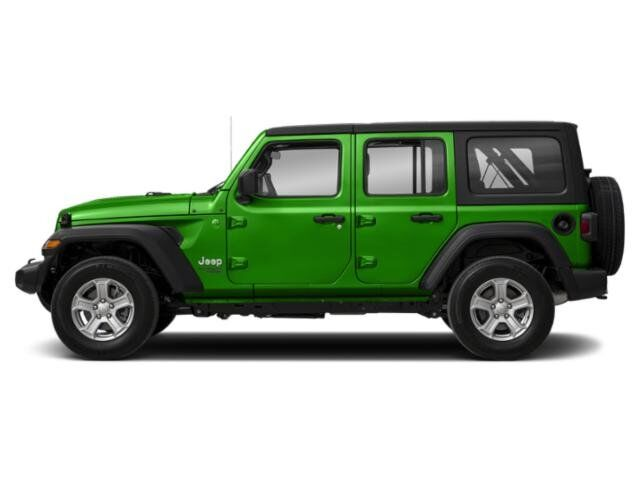 2019 Jeep Wrangler Unlimited Sahara Coatesville PA