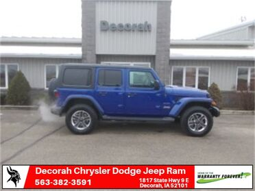 2019_Jeep_Wrangler_Unlimited Sahara_ Decorah IA