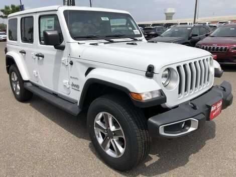 2019_Jeep_Wrangler_Unlimited Sahara_ McAllen TX