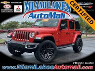 2019 Jeep Wrangler Unlimited Sahara Miami Lakes FL