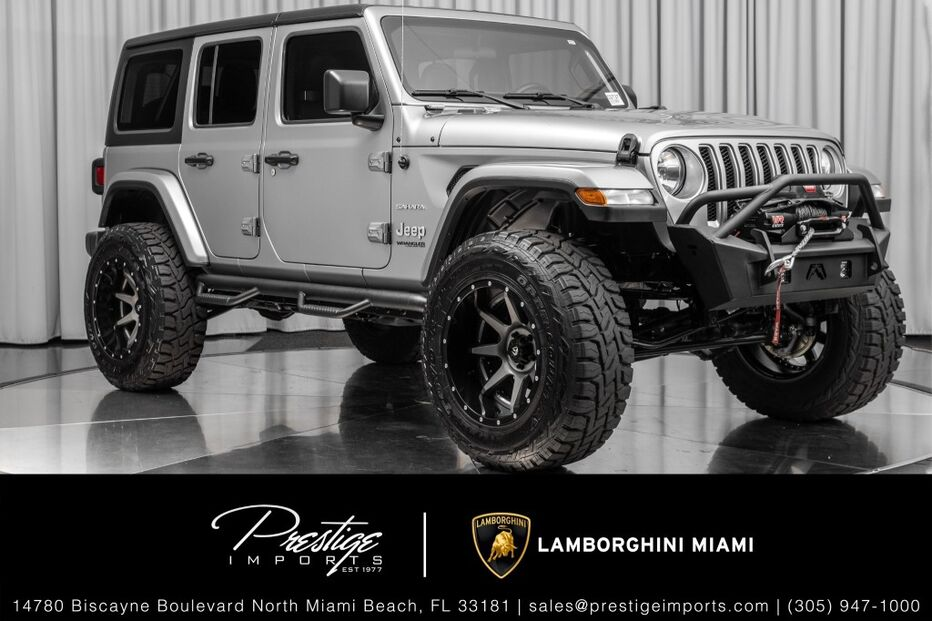2019_Jeep_Wrangler Unlimited_Sahara_ North Miami Beach FL