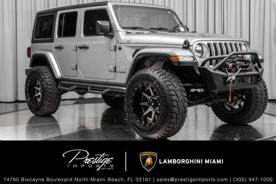 2019_Jeep_Wrangler Unlimited_Sahara_ North Miami Beach FL