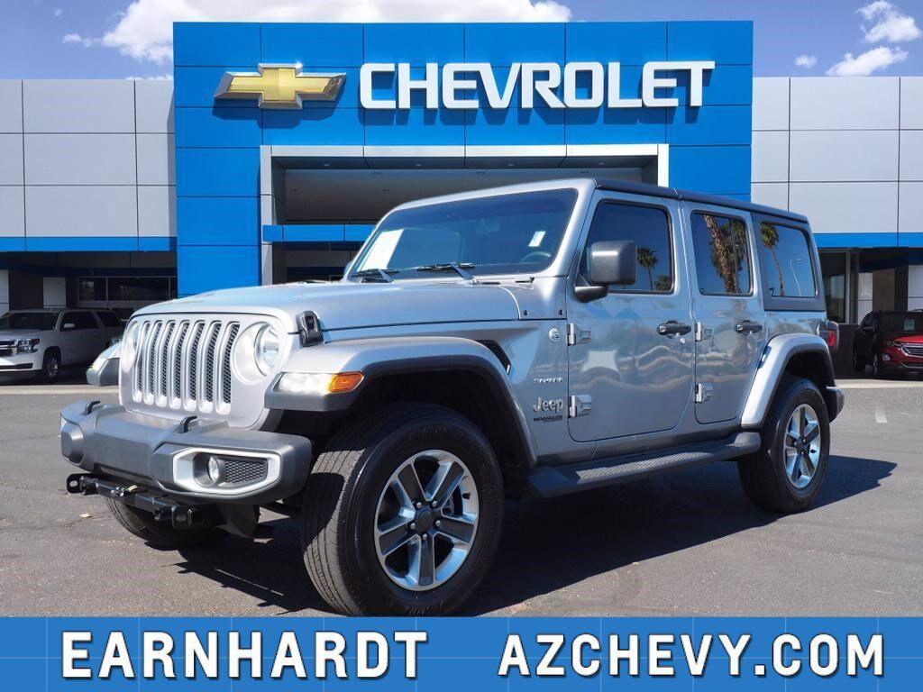 2019 Jeep Wrangler Unlimited Sahara Phoenix AZ