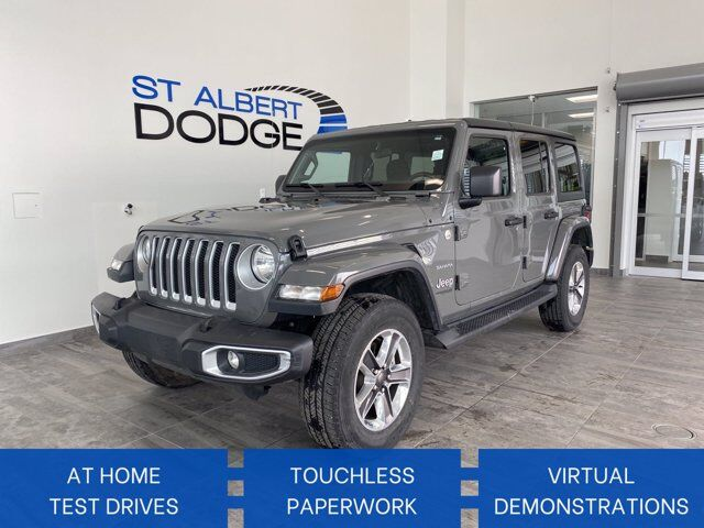 2019 Jeep Wrangler Unlimited Sahara | MANAGERS SPECIAL| AUTO |