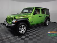 2019 Jeep Wrangler Unlimited Sport - 4x4