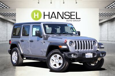 2019_Jeep_Wrangler_Unlimited Sport_ Santa Rosa CA