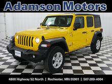 2019_Jeep_Wrangler Unlimited_Sport 4x4_ Rochester MN
