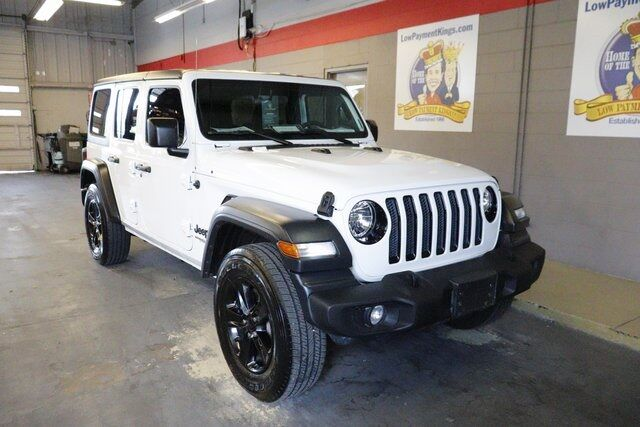 2019 Jeep Wrangler Unlimited Sport Altitude Lake Wales FL