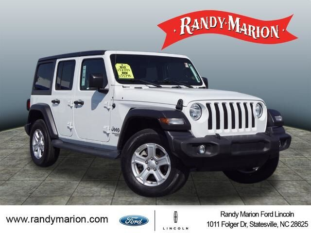 2019 Jeep Wrangler Unlimited Sport Hickory NC