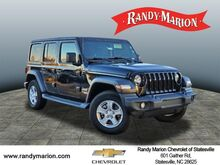 2019_Jeep_Wrangler_Unlimited Sport_ Hickory NC