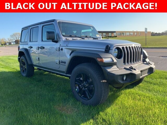 2019 Jeep Wrangler Unlimited Sport Holland MI