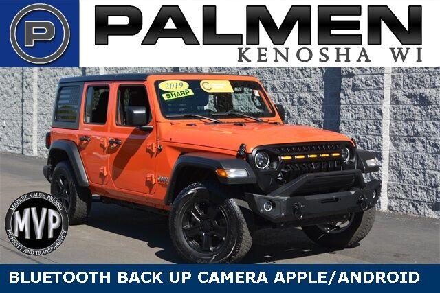 2019 Jeep Wrangler Unlimited Sport Racine WI