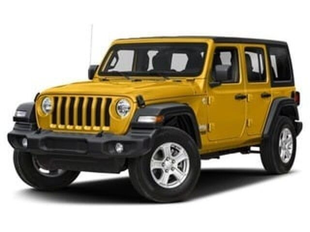 2019 Jeep Wrangler Unlimited Sport Maite