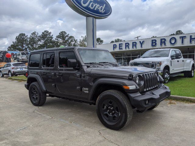 2019 Jeep Wrangler Unlimited Sport McComb MS