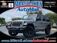 2019 Jeep Wrangler Unlimited Sport Miami Lakes FL