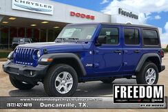 2019_Jeep_Wrangler Unlimited_Sport S_ Delray Beach FL