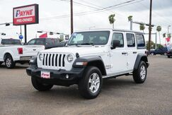 2019_Jeep_Wrangler Unlimited_Sport S_ Brownsville TX