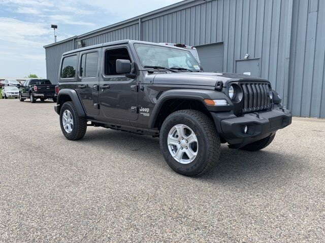 2019 Jeep Wrangler Unlimited Sport S Holland MI