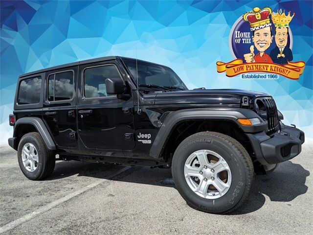 2019 Jeep Wrangler Unlimited Sport S Winter Haven FL