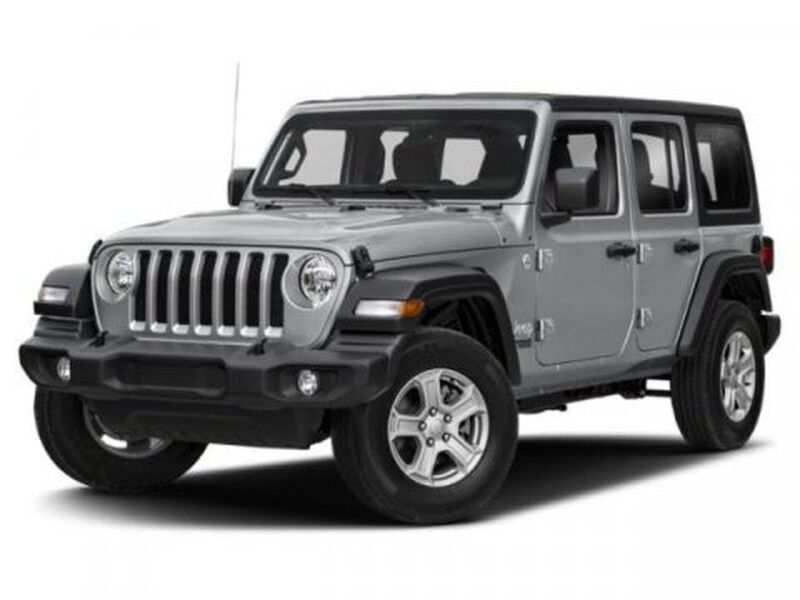 2019 Jeep Wrangler Unlimited Sport S McComb MS