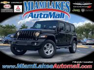 2019 Jeep Wrangler Unlimited Sport S Miami Lakes FL