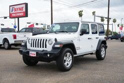 2019_Jeep_Wrangler Unlimited_Sport S_ Mission TX